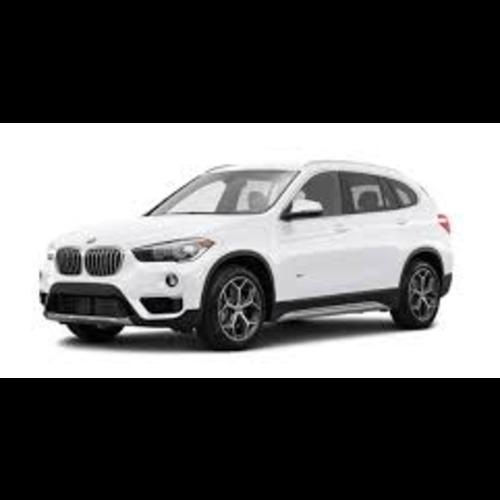 Autozonwering voor de BMW X1