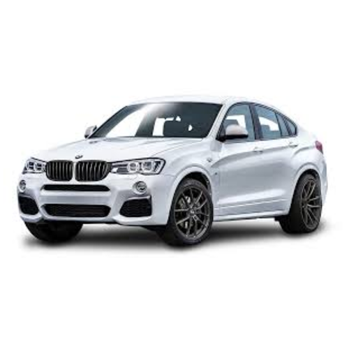 Autozonwering BMW X3