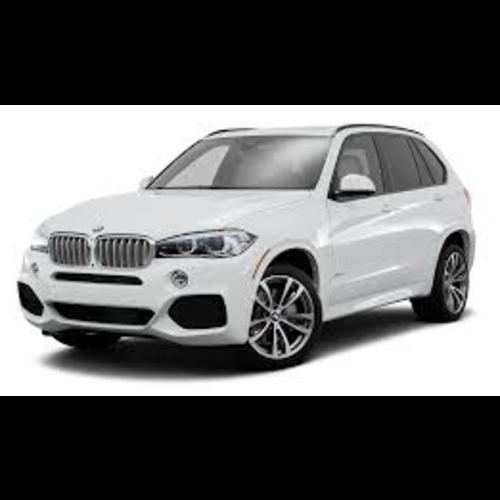 Autozonwering voor de BMW X5