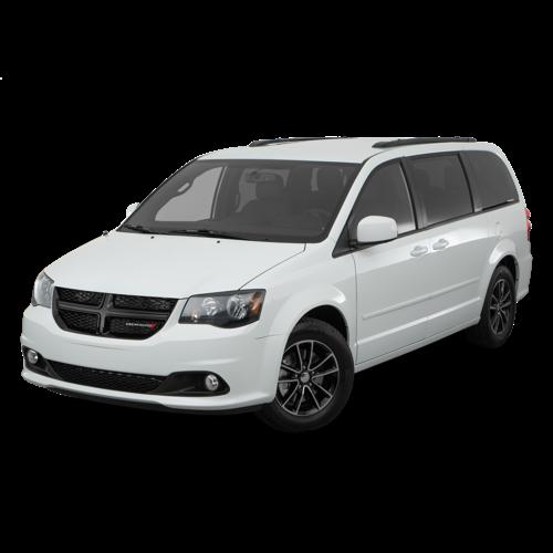 Autozonwering voor de Dodge Grand Caravan