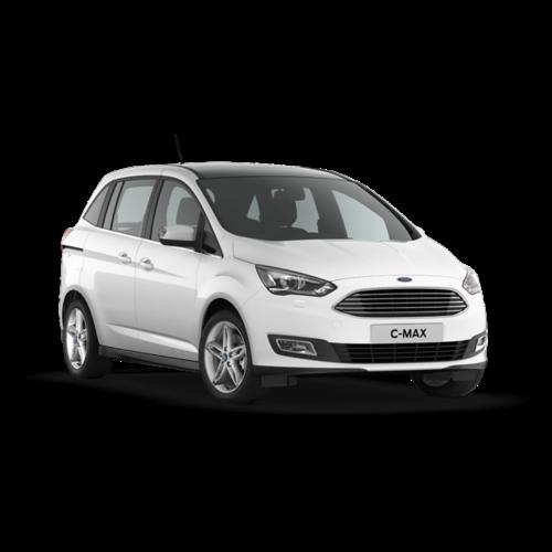 Autozonwering voor de Ford Focus C-Max