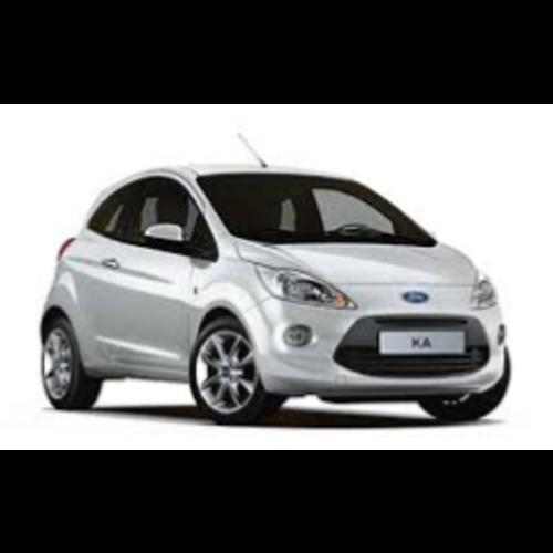 Autozonwering voor de Ford Ka
