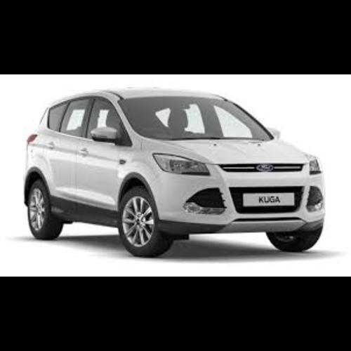 Autozonwering voor de Ford Kuga