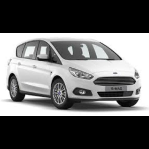 Autozonwering voor de Ford S-Max