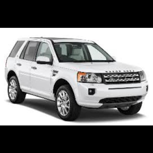 Autozonwering Land Rover Freelander