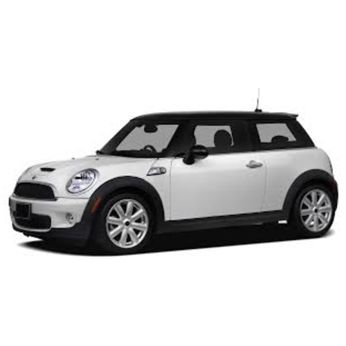 Autozonwering Mini Cooper