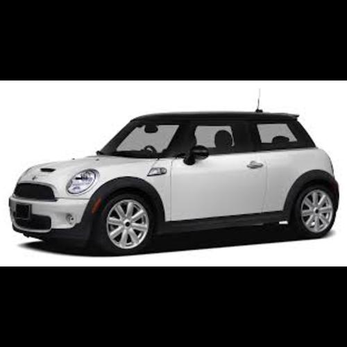 Autozonwering voor de Mini Cooper