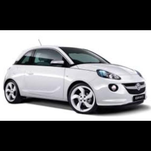 Autozonwering voor de Opel Adam