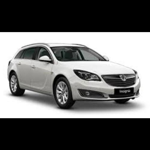 Autozonwering Opel Insignia