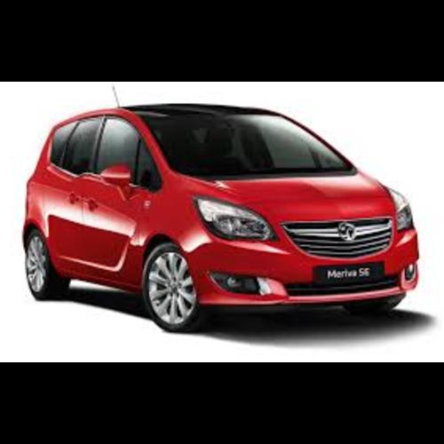 Autozonwering voor de Opel Meriva
