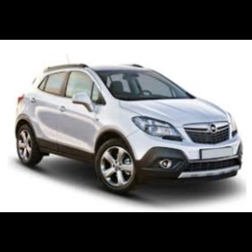 Autozonwering Opel Mokka