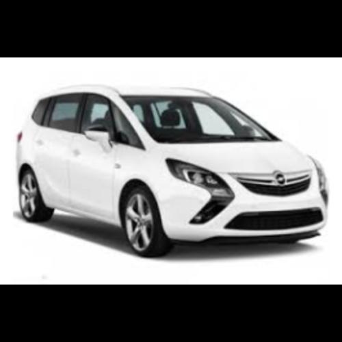 Autozonwering voor de Opel Zafira