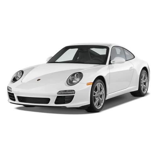 Autozonwering Porsche 911 Coupe