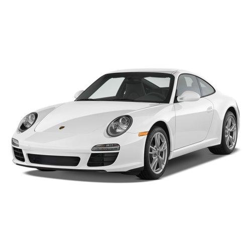 Autozonwering voor de Porsche 911 Coupe