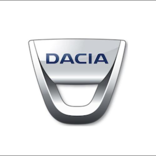 Dacia zijwindschermen