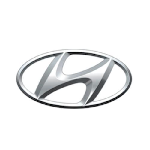 Zijwindschermen Hyundai