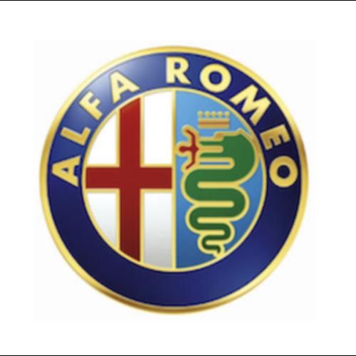 Zijwindschermen Alfa Romeo