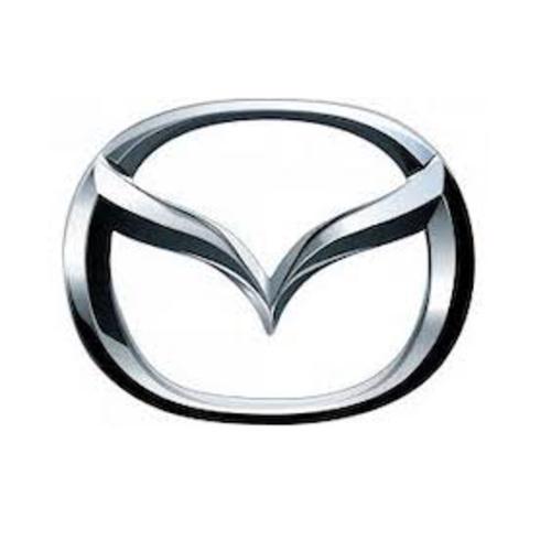 Zijwindschermen Mazda