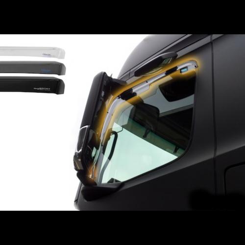 Climair zijwindschermen Zijwindschermen voor de Mercedes Actros uit het bouwjaar 2013 t/m heden
