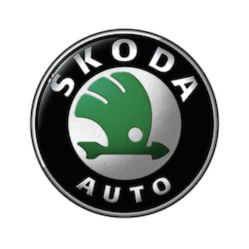 Zijwindschermen Skoda