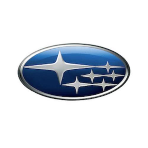Zijwindschermen Subaru
