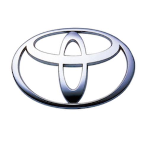 Zijwindschermen Toyota