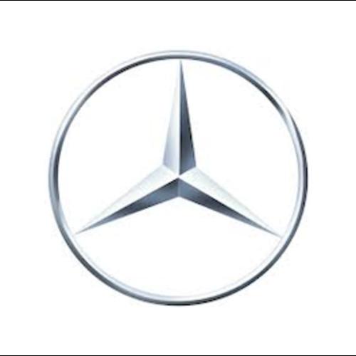 Mercedes zijwindschermen