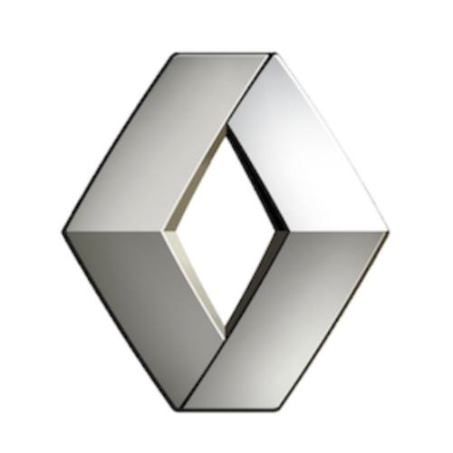 Renault zijwindschermen