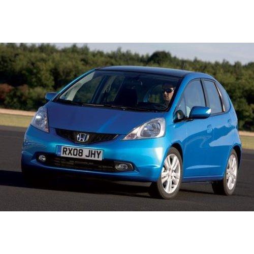 Autozonwering voor de Honda Jazz