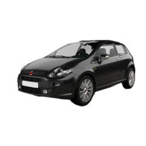 Autozonwering voor de Fiat Grande Punto