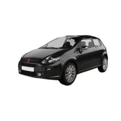 Autozonwering Fiat Punto Evo