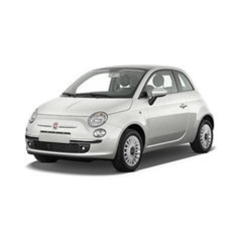 Autozonwering Fiat 500