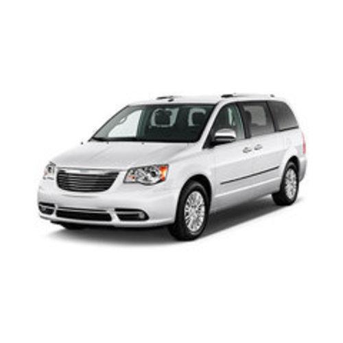 Autozonwering voor de Chrysler Grand Voyager