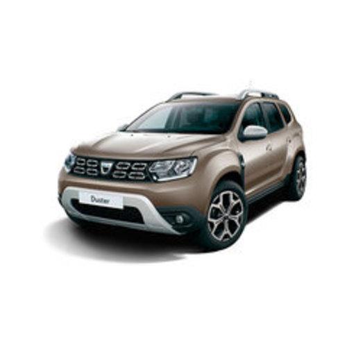 Autozonwering Dacia Duster