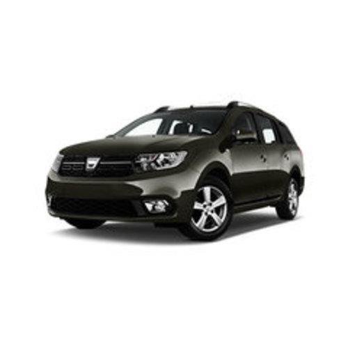 Autozonwering voor de Dacia Logan