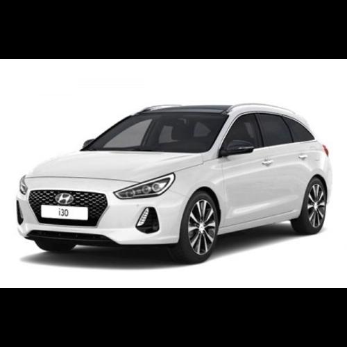 Autozonwering voor de Hyundai i30