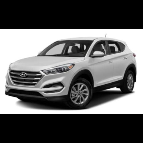 Autozonwering voor de Hyundai Tucson