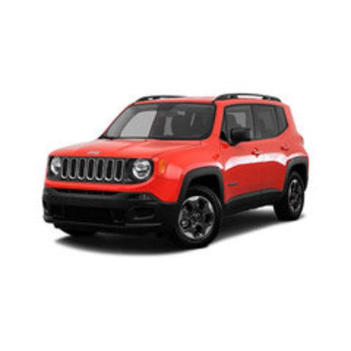 Autozonwering voor Jeep Renegade