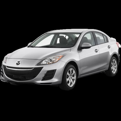 Autozonwering voor de Mazda 3