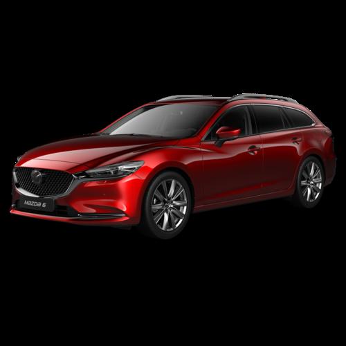 Autozonwering voor de Mazda 6