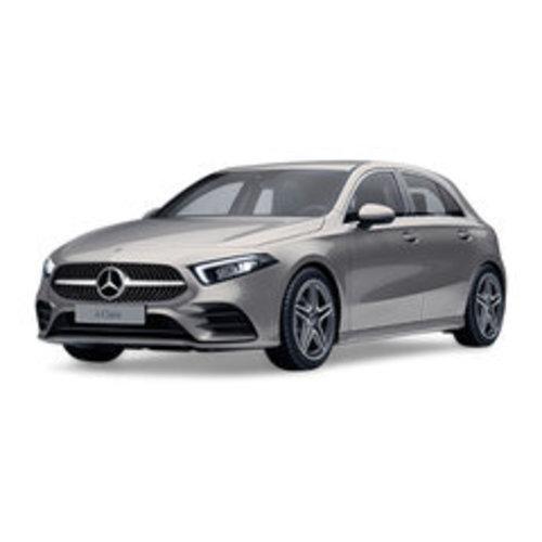 Autozonwering voor de Mercedes A-Klasse