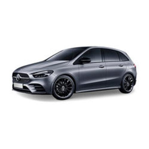 Autozonwering voor de Mercedes B-Klasse