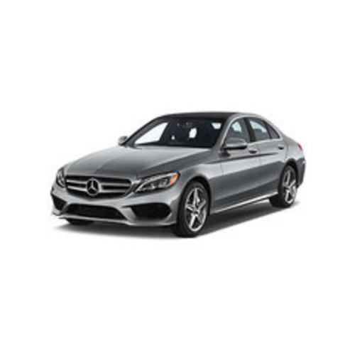Autozonwering voor de Mercedes C-Klasse