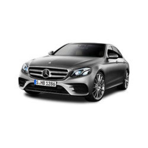 Autozonwering voor de Mercedes E-Klasse