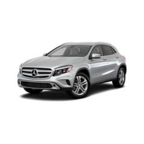 Autozonwering Mercedes GLA