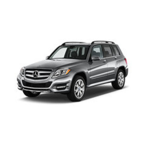 Autozonwering voor de Mercedes GLK