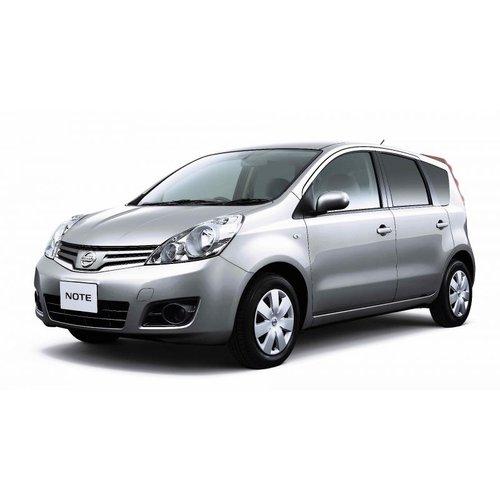 Autozonwering voor de Nissan Note