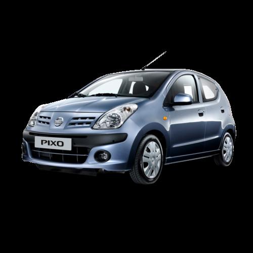 Autozonwering Nissan Pixo