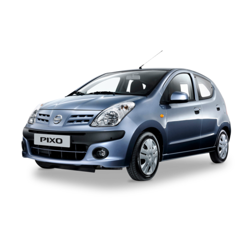 Autozonwering voor de Nissan Pixo