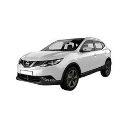 Autozonwering voor de Nissan Qashqai